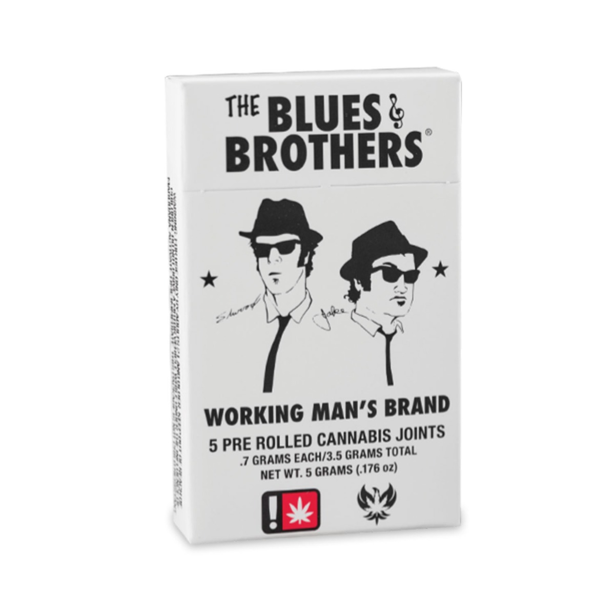 Working Man's Pre-Roll Pack