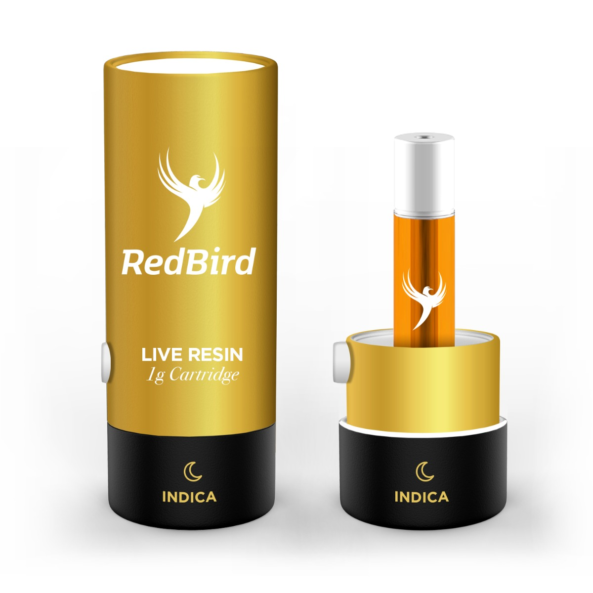 CO2 Live Resin Cart